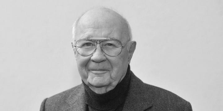 Dagobert Lindlau, geboren am 11. Oktober 1930 in München, gestorben am 30.11.2018 in Vaterstetten