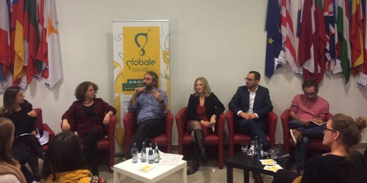 Diskussion zur aktuellen Lage von Wissenschaftler/innen, Journalist/innen und Schriftsteller/innen in der Türkei